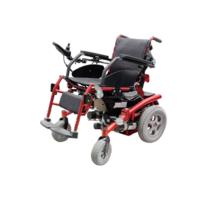 Elektrické invalidní vozíky